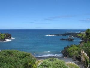 Wai'anapanapa Park Maui