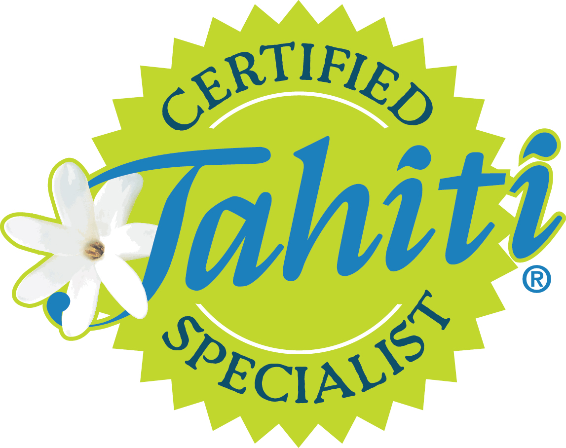 Certified Tahiti Specialist Travel Agent