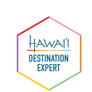 Hawaii Specialist Travel Agent